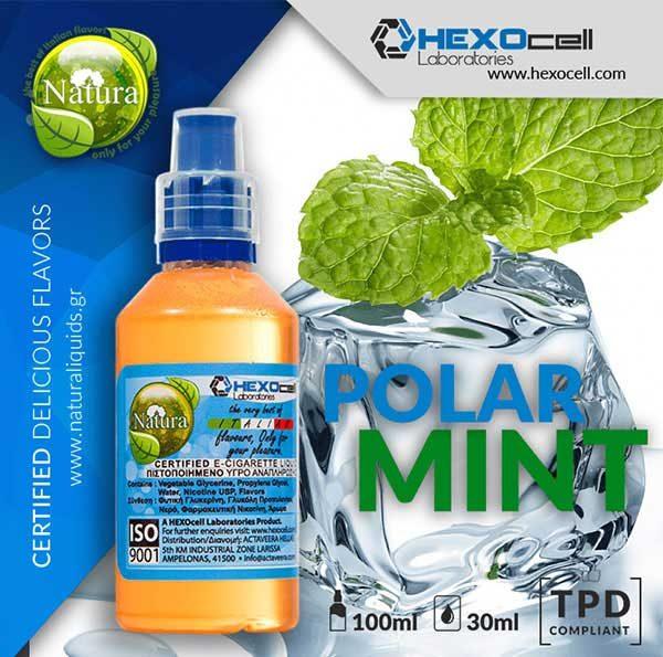 Natura - Polar Mint (Mix Shake Vape)