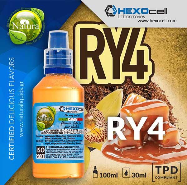 Natura - RY4 (Mix Shake Vape)