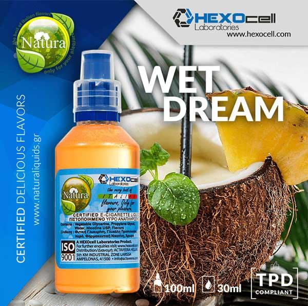 Natura - Wet Dream (Mix Shake Vape)