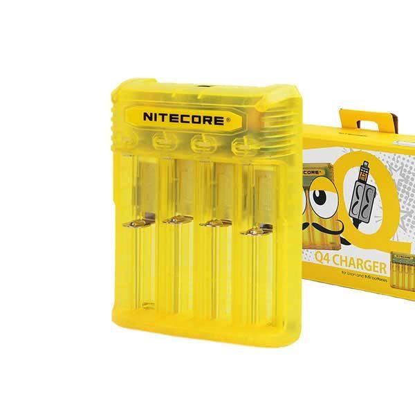 Nitecore Q4 (Κίτρινο)