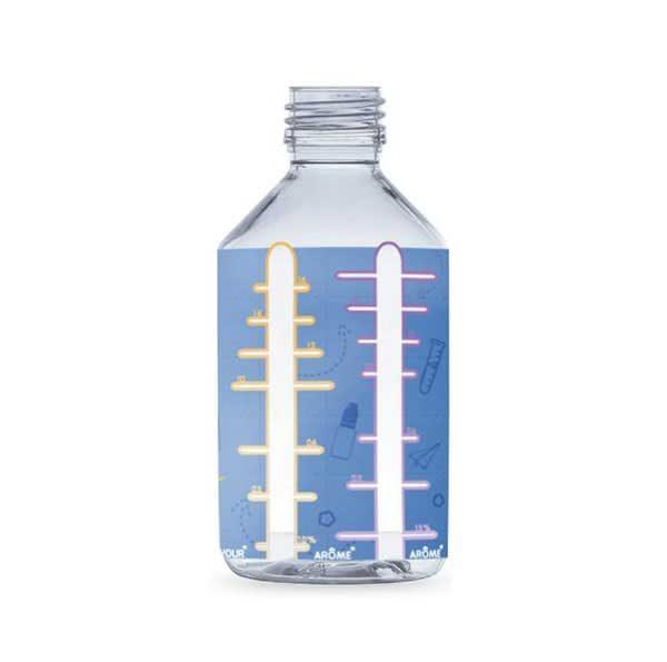 Μπουκάλι 250ml με Δοσομετρητή VDLV