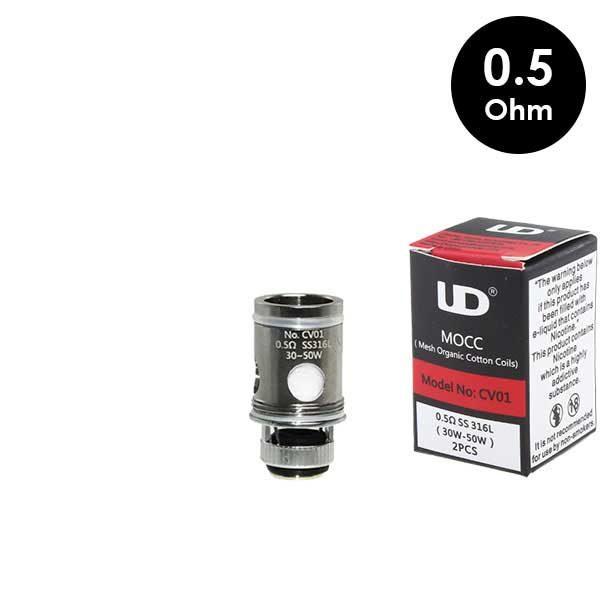 Κεφαλή UD Athlon 22 (0.5 Ohm)
