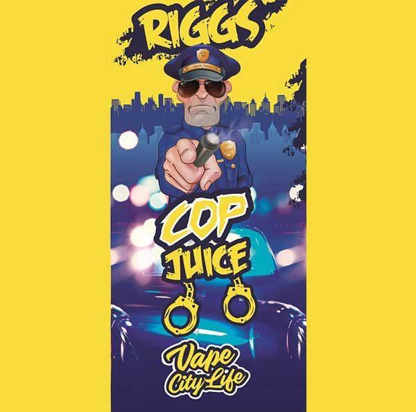 Eliquid France Cop Juice Riggs (Mix & Vape)