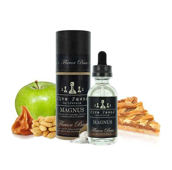 Five Pawns Magnus (Flavour Shots)
