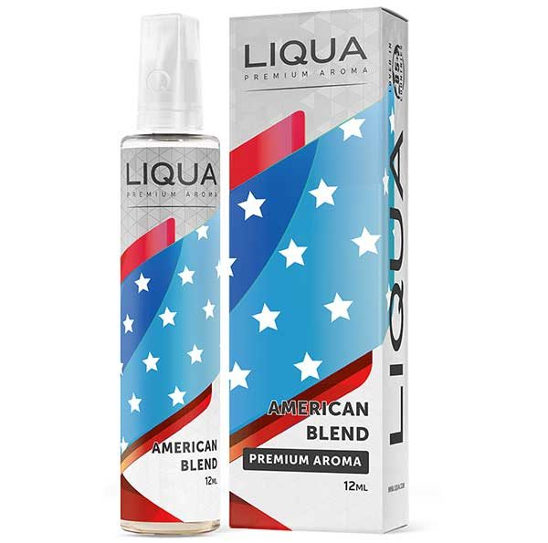 Liqua American Blend 12ml/60ml (Flavour Shots)