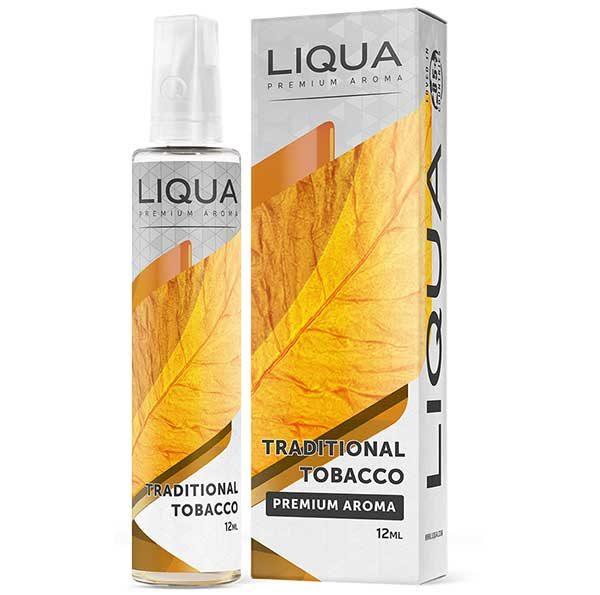 Liqua Traditional Tobacco 12ml/60ml (Flavour Shots)