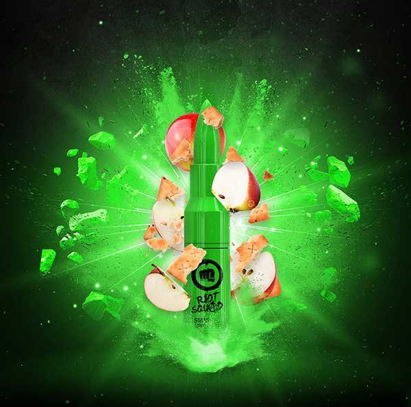 Riot Squad Smashed Apple Pie 50ml/60ml (Flavour Shot)