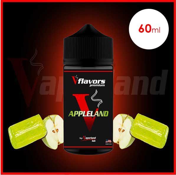 Vflavors Appleland 15ml/60ml (Flavour Shots)