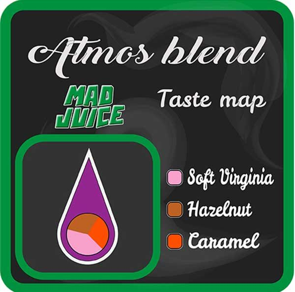 Mad Juice - Atmos Blend 20ml/100ml