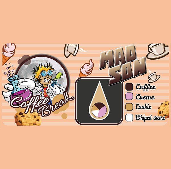 Mad Juice - Coffee Break 20ml/100ml