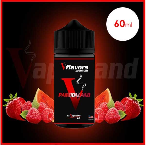 Vflavors Passionland 15ml/60ml (Flavour Shots)