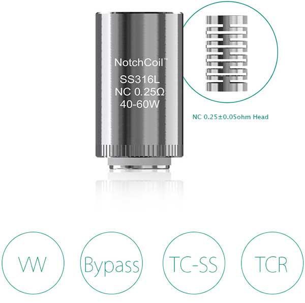 oyetech Lyche NC (0.25 Ohm)
