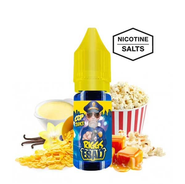 Eliquid France – Riggs (E-Salt)