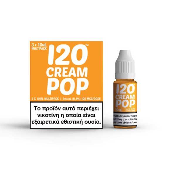 Mad Hatter - 120 Cream Pop (3x10ml)