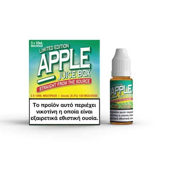 Mad Hatter - One Mad Hit - Apple Juice Box (3x10ml)