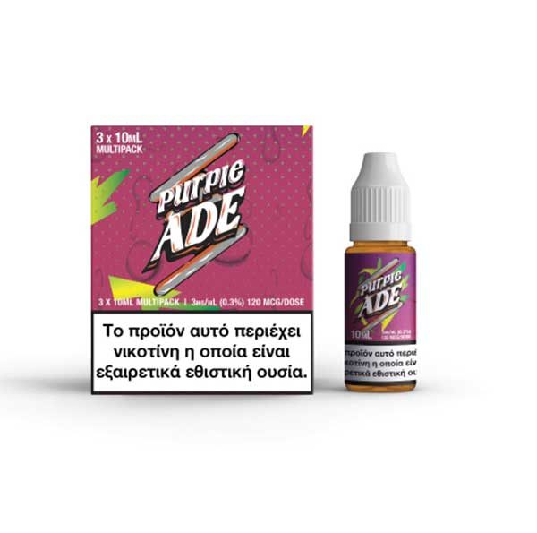 Mad Hatter - Purple Ade (3x10ml)