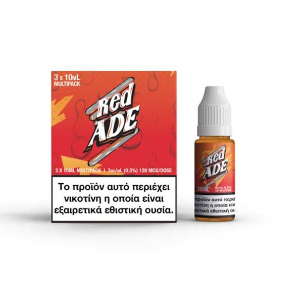 Mad Hatter - Red Ade (3x10ml)