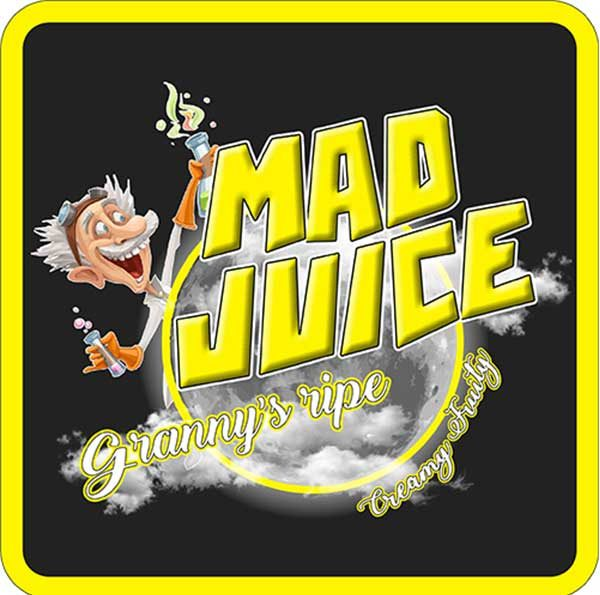 Mad Juice – Granny's Ripe (3x10ml)