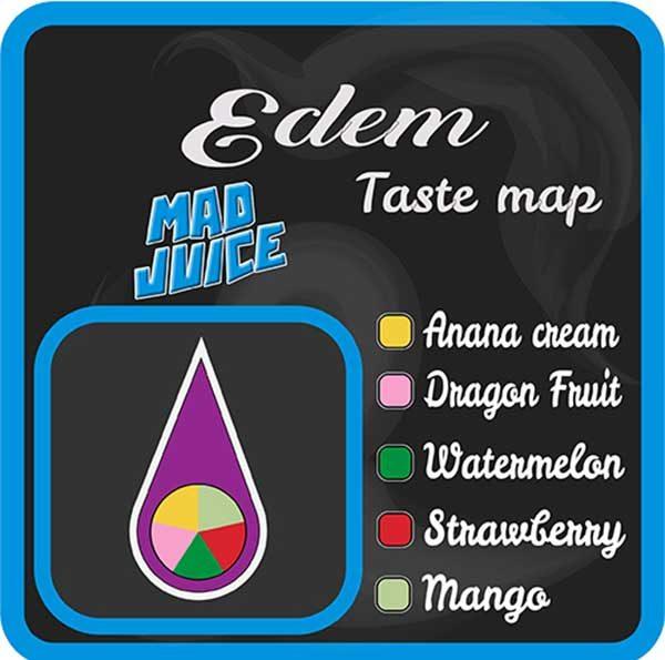 Mad Juice – Edem (3x10ml)