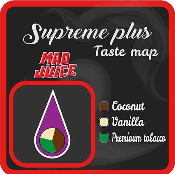 Mad Juice – Supreme Plus (3x10ml)